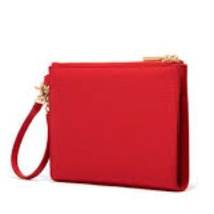 RETIRED COLOR! Dagne Dover essentials clutch